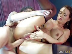 Franceska Jaimes se fait ravager le trou du cul